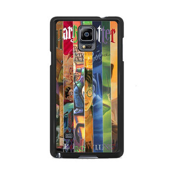 Harry Potter all books Samsung Galaxy Note 3 | 4 Cover Cases