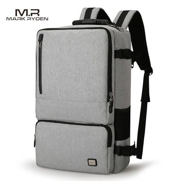 Mark Ryden New High Capacity Anti-thief Design Travel Backpack Fit for 17 inch Laptop Bag Huge Capacity Business Travel Bag