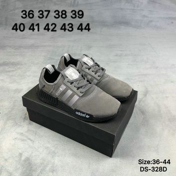 Adidas NMD RUNNER PK Men and Women Fashion Outdoor Sports Running Shoes