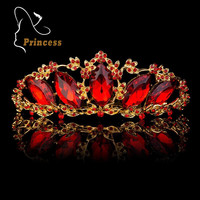 2016 Fashion Comb- Bride Crown Tiara Wedding Women Jewelry  B16 W18 Jewellery