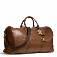 BLEECKER CABIN BAG IN LEATHER