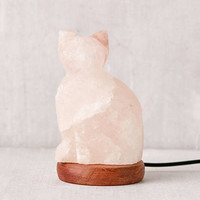 Mini USB Cat Himalayan Salt Lamp | Urban Outfitters