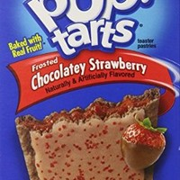Pop-Tarts Chocolate, Strawberry, 14.1 Ounce (Pack of 12)