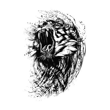 Hungry Tiger Design | ponsao27's Artist Shop