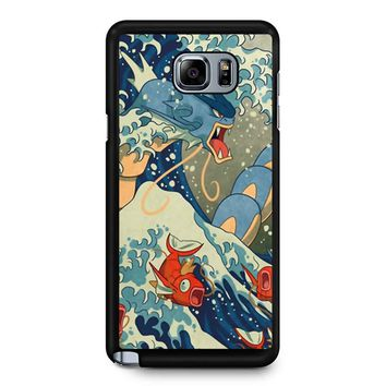 The Great Wave Off Kanto 2 Samsung Galaxy Note 5 Case