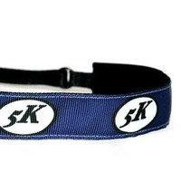 5K Running Band Navy Headband