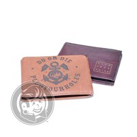 Do or Die Anchor Leather Wallet