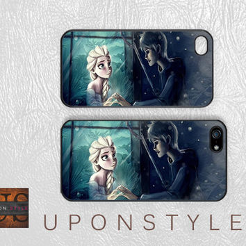 Disney frozen, Phone Cases, iPhone 5 Case, iPhone 5s Case, iPhone 4 Case, iPhone 4s case, Case for iphone, Case No-1050