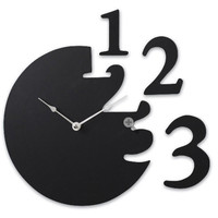 Cut Out Clock - clock - - The Design Town