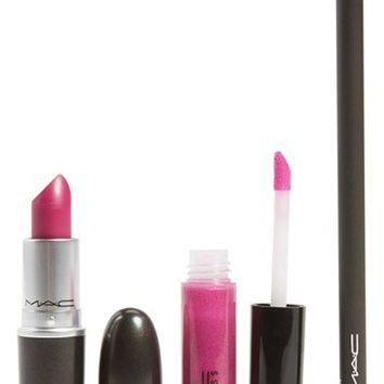 MAC 'Look in a Box - Fashion Lover' Lip Kit - Fashion Lover ($47 Value)