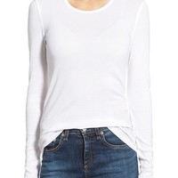 Splendid Long Sleeve Crewneck Tee | Nordstrom
