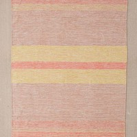 Aneko Striped Woven Rug | Urban Outfitters