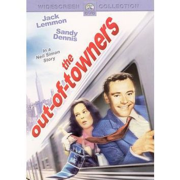 The Out-of-Towners (Widescreen) (Paramount Widescreen Collection)