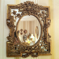 Mini Francesca's Sister Mirror|Mirrors|Mirrors  Screens|French Bedroom Company