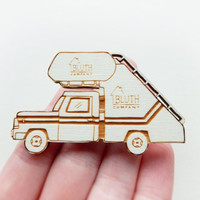 Arrested Development Brooch  'The Stair Car' by kateslittlestore