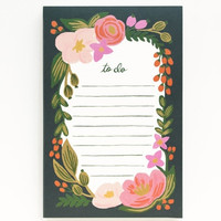Rosalie 'to do' Notepad