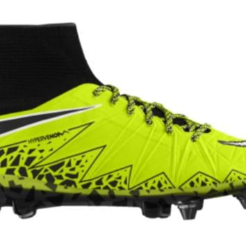 Nike Hypervenom Phantom II SG-PRO iD Men's Soft-Ground Soccer Cleat