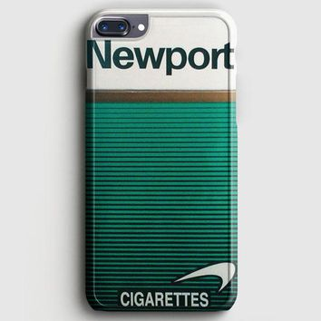Newport Cigarette Green iPhone 7 Plus Case