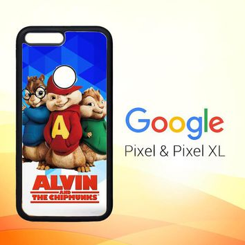Alvin and the Chipmunks R0317 Google Pixel Case