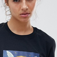 Adolescent Clothing T-Shirt With Ugh Fairy Graphic & Slogan at asos.com