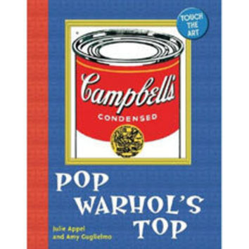 MoMA Store - Pop Warhol's Top (HC)