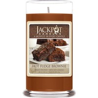 Jackpot Candles Hot Fudge Brownie Jewelry Candle