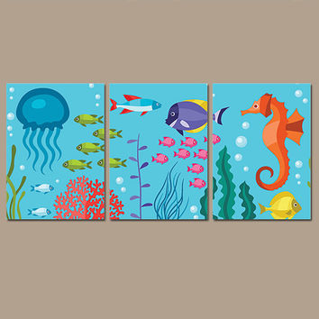 Best Under The Sea Bathroom Sets Products On Wanelo