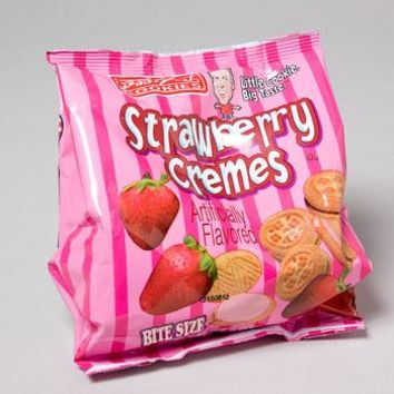 Buds Best Strawberry Creme Cookies Case Pack 12