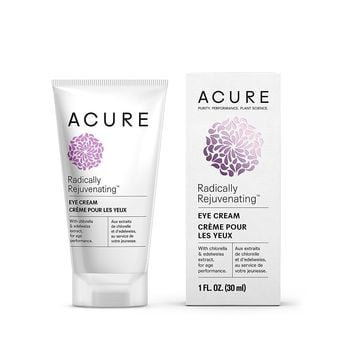 Acure Organics Eye Cream - chlorella + edelweiss stem cell - 1 oz