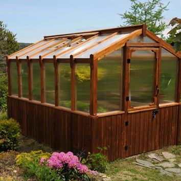 OLT Cedar Greenhouse 8'x8' and 8'x12'