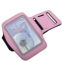 Black +Pink Running Sports Armband Case Cover for Samsung Galaxy S3 SIII I9300
