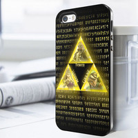 The Legend Of Zelda Triforce iPhone 6 Case