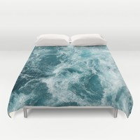 Sea Duvet Cover by Studio VII