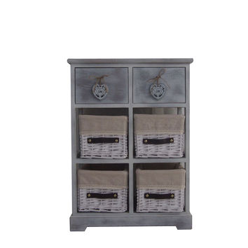 Contemporary White Color Wood Cabinet by Urban Port | Overstock.com Shopping - The Best Deals on Coffee, Sofa & End Tables