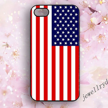 Flag of USA iPhone 5/5S Case,iPhone 4/4S Case,iPhone 5c case,American Flag samsung galaxy s4 s5,United State of America iphone case,faith