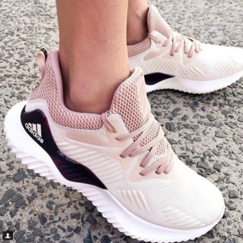 Adidas AlphaBOUNCE  Women's leisure sports running shoes
