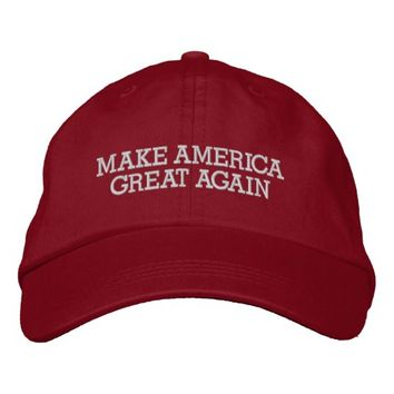 Donald Trump Embroidered Baseball Cap