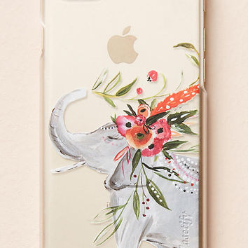 Casetify Boho Elephant iPhone Case
