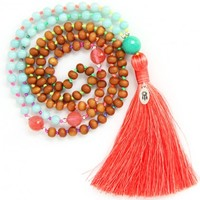 BloomingLotusJewelry.com - Dream On Mala