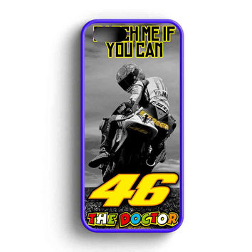 Valentino Rossi Catch Me If You Can iPhone 5 Case iPhone 5s Case iPhone 5c Case