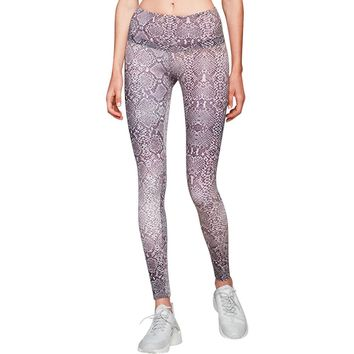 Leggings |  Union Taupe Snake Tight