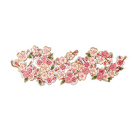 Cherry Blossom Table Runner by Kim Seybert