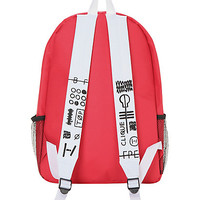 Twenty One Pilots Red Backpack