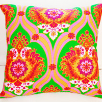 Decorative Pillow Cover 18x18 Pillow Slipcover in Fall Colors
