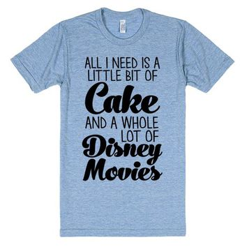 Cake and Movies