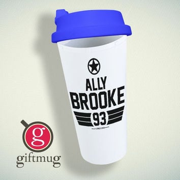 Ally Brooke Fifth Harmony Double Wall Plastic Mug