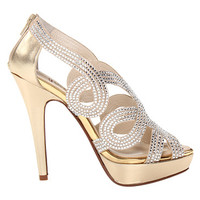 E! Live from the Red Carpet Monique Gold Metallic - Zappos.com Free Shipping BOTH Ways