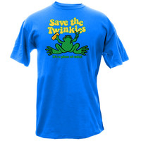 Classic Color Short Sleeve T-Shirts - Peace Frogs Adult Save the Twinkies Short Sleeve T-Shirt  | Positively Peaceful Shirts, Jewelry & Gifts from Peace Frogs