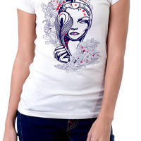 Women's graphic tees | Oriental Tees | Sublimated Shirts