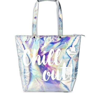 Chill Out Insulated Carrier Tote